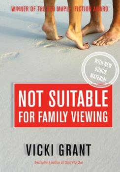 Not Suitable for Family Viewing 1554681812 Book Cover