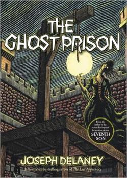 The Ghost Prison 1402293186 Book Cover