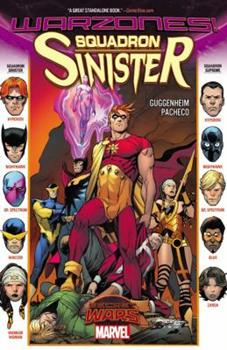 Squadron Sinister: Warzones - Book  of the Avengers 1963-1996 #278-285, Annual