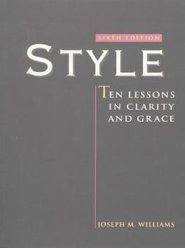 Paperback Style : Ten Lessons in Clarity and Grace Book