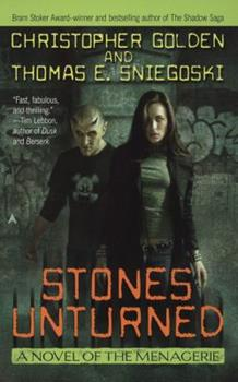 Stones Unturned - Book #3 of the Menagerie