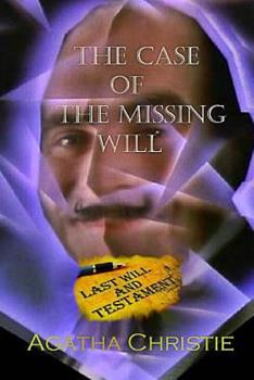 The Case of the Missing Will - Book  of the Hercule Poirot