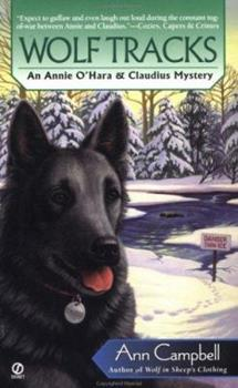 Wolf Tracks (Annie O'Hara & Claudius Mysteries) 0451205855 Book Cover