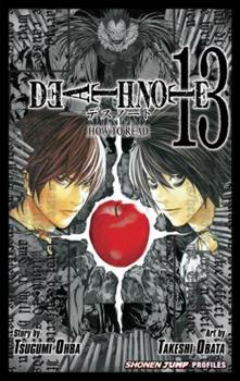 Death Note, Vol. 13: How to Read - Book #13 of the Death Note
