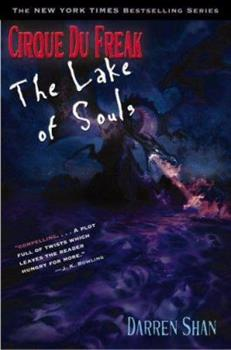 The Lake of Souls - Book #10 of the Cirque du Freak