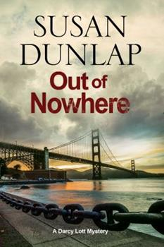 Hardcover Out of Nowhere : A Zen Mystery Set in San Francisco Book