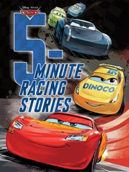 5-Minute Racing Stories - Book  of the 5-Minute Stories