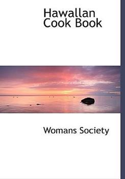 Paperback Hawallan Cook Book