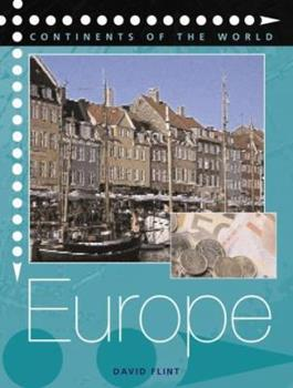 Europe - Book  of the Continents of the World