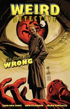 Paperback Weird Detective: The Stars Are Wrong Book