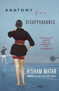 Anatomy of a Disappearance 0385340443 Book Cover