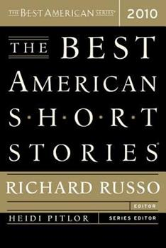 Paperback The Best American Short Stories 2010 Book