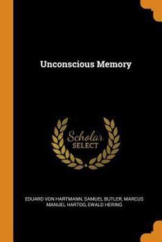 Unconscious Memory 0353044792 Book Cover