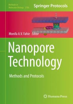 Hardcover Nanopore Technology: Methods and Protocols Book