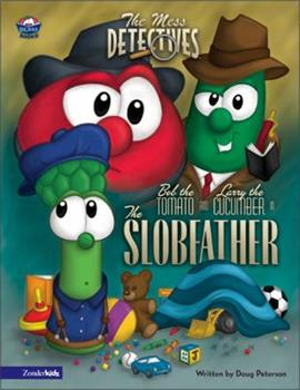 The Slobfather - Book  of the Mess Detectives