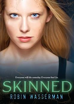 Skinned 1442420383 Book Cover