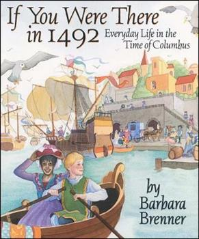 If You Were There in 1492 - Book  of the ...If You