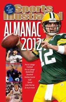 Paperback Sports Illustrated Almanac 2012 (Sports Illustrated Sports Almanac) Book