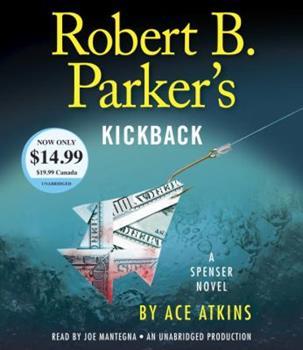Robert B. Parker's Kickback 0425278875 Book Cover