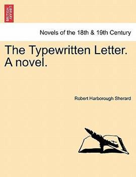 Paperback The Typewritten Letter a Novel Book