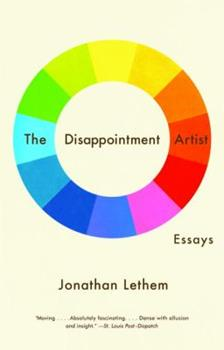 The Disappointment Artist 0385512171 Book Cover