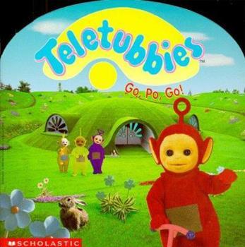 Go, Po, Go! - Book  of the Teletubbies