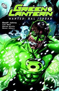 Green Lantern, Volume 3: Wanted: Hal Jordan - Book  of the Green Lantern #Hal Jordan vol. 2