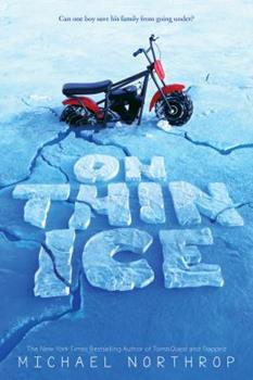 On Thin Ice 0545495903 Book Cover