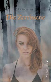 Paperback Die Zerrissene [German] Book