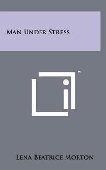 Hardcover Man under Stress Book