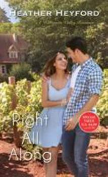 Right All Along - Book #3 of the Willamette Valley