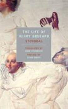 The Life of Henry Brulard 0316896071 Book Cover