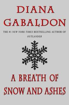 Paperback A Breath of Snow and Ashes Book