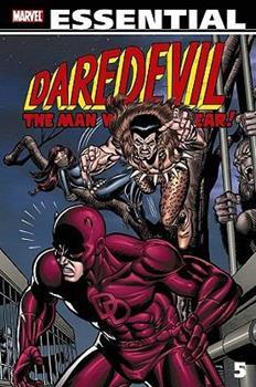 Essential Daredevil Vol. 5 - Book  of the Essential Marvel