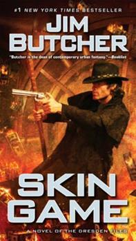 Skin Game 0451464397 Book Cover