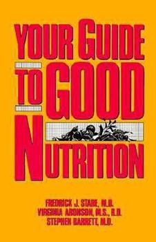 Your Guide to Good Nutrition 0879756926 Book Cover