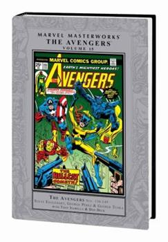 Marvel Masterworks: The Avengers, Vol. 15 - Book #217 of the Marvel Masterworks
