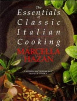 Paperback Essentials of Classic Italian Cooking Book
