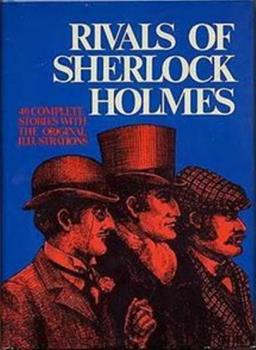 Rivals of Sherlock Holmes 2 0890092079 Book Cover