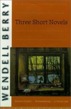 Three Short Novels 1582431787 Book Cover