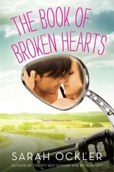 The Book of Broken Hearts 1442430397 Book Cover
