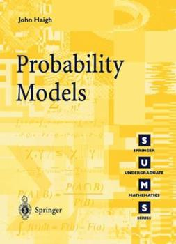 Paperback Probability Models Book