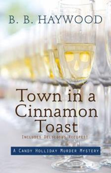 Town in a Cinnamon Toast 0425278557 Book Cover