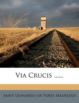 Paperback Via Crucis ...... Book
