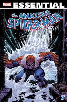 Essential Amazing Spider-Man, Vol. 7 (Marvel Essentials) - Book  of the Essential Marvel