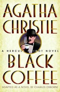 Hardcover Black Coffee (Hercule Poirot Mysteries) Book