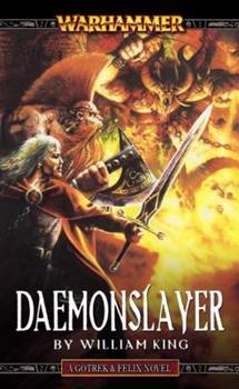 Daemonslayer - Book  of the Warhammer Fantasy