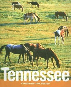 Tennessee - Book  of the Celebrate the States