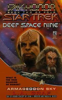 Armageddon Sky (Star Trek Deep Space Nine: Day of Honor, Book 2) - Book #25 of the Star Trek Deep Space Nine