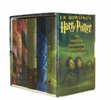 Harry Potter Boxed Set - Book  of the Harry Potter
